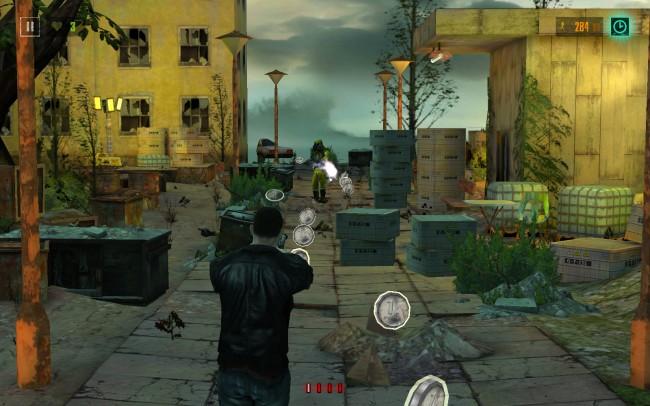 Das kostenlose Spiel Die Hard kombiniert das Temple-Run-Prinzip mit der Action der Stirb-langsam-Filme.