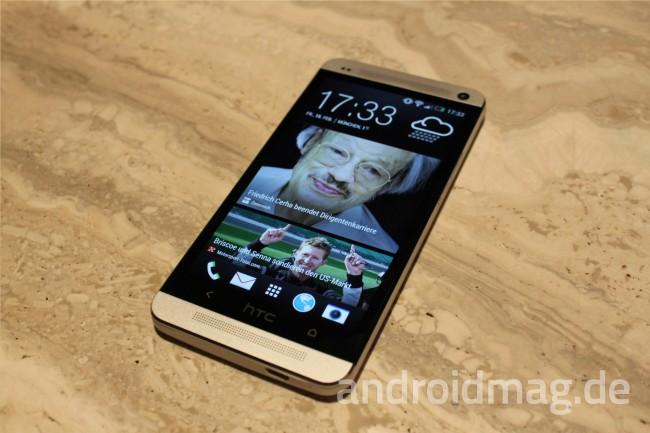 HTC hat vor kurzem das One vorgestellt.