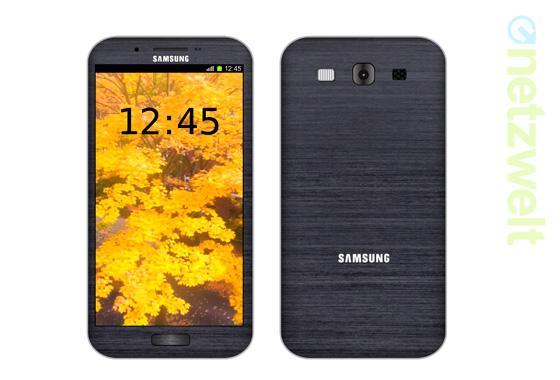 Galaxy S4 Konzept 2