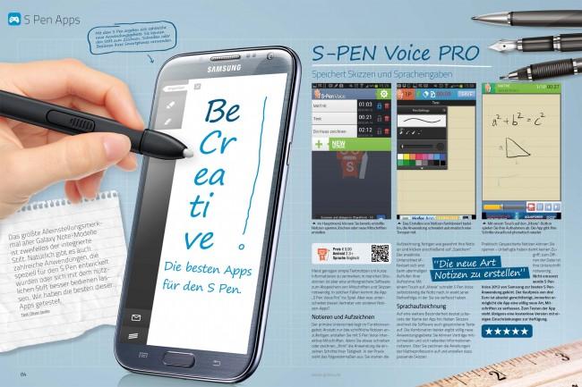 Die besten Apps für den S Pen (2 von 4 Seiten)