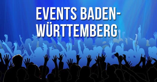 events baden württemberg