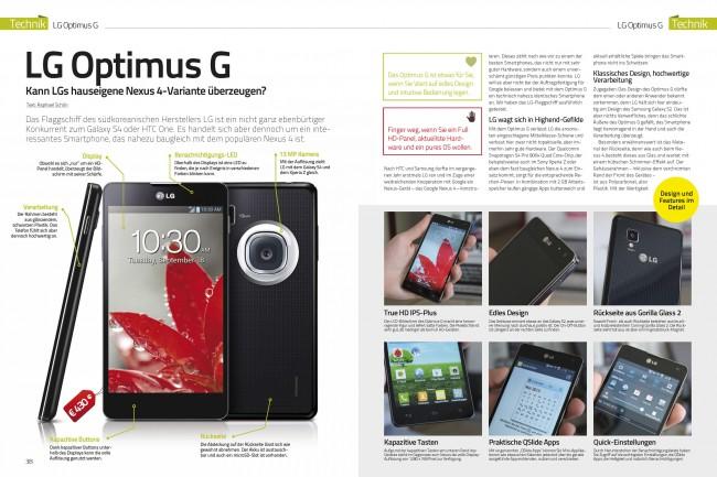 Test: LG Optimus Pro (2 von 4 Seiten)