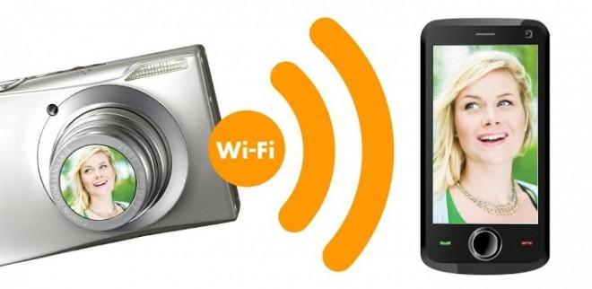 tipp digitalkameras mit wlan nachr sten und fotos an android ger te senden androidmag. Black Bedroom Furniture Sets. Home Design Ideas