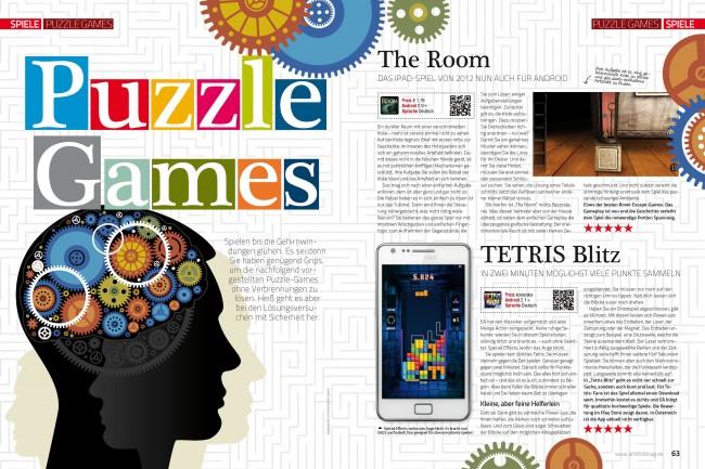 Puzzle Games (2 von 6 Seiten)