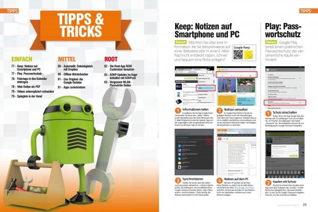Tipps & Tricks (2 von 12 Seiten)