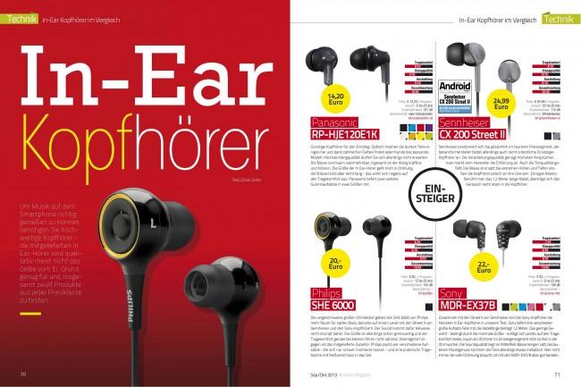 In-Ear-Kopfhörer (2 von 4 Seiten)