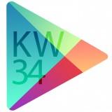 Neue Apps im Play Store: Die besten Neuerscheinungen der KW 34 (Painter Mobile, YoWindow Wetter Kostenlose, Mirror Grid-reflection photos, Cyber Dust, Guardians of the Galaxy: TUW)