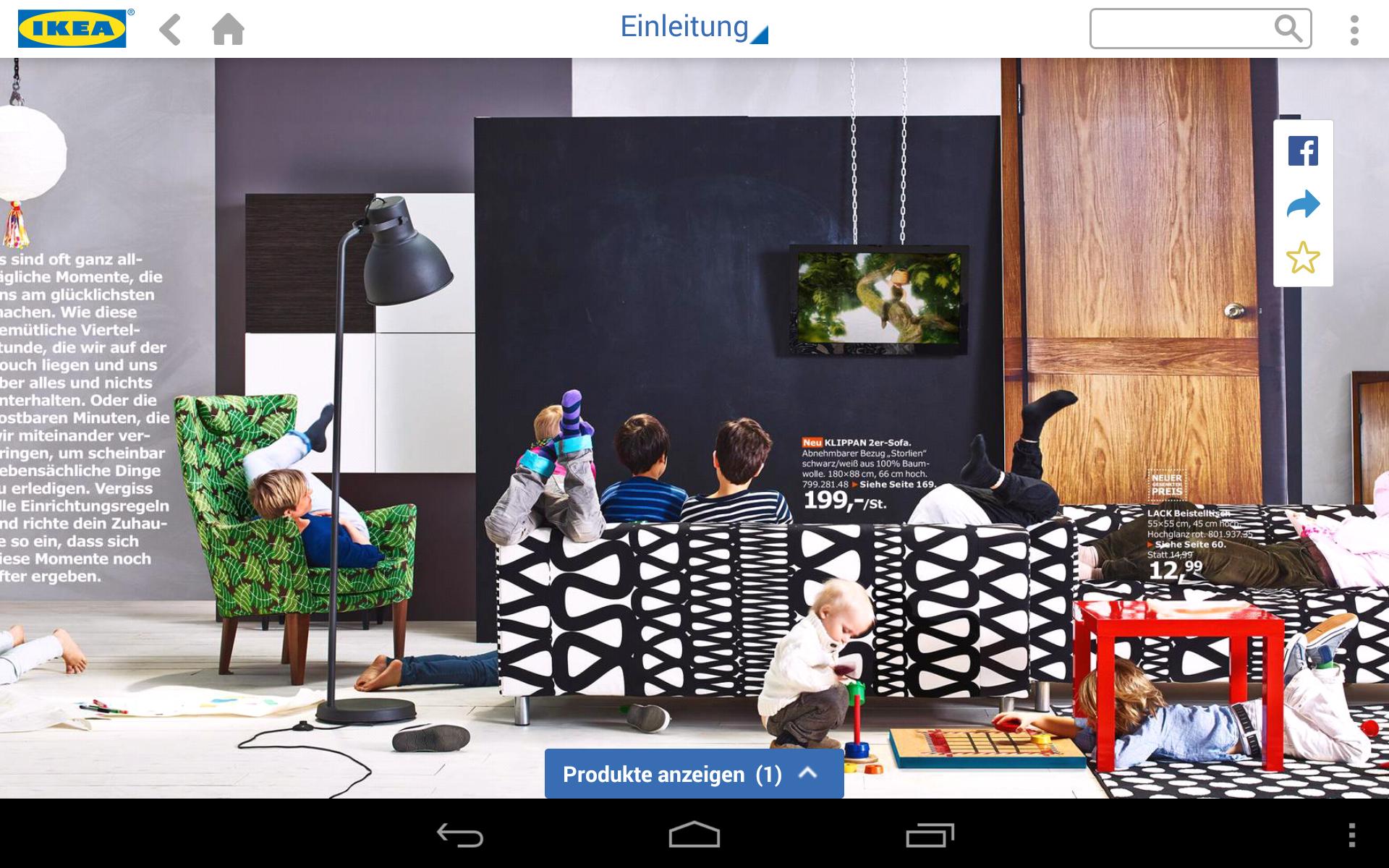 Ikea katalog empfehlung der redaktion for Raumgestaltung 360 grad