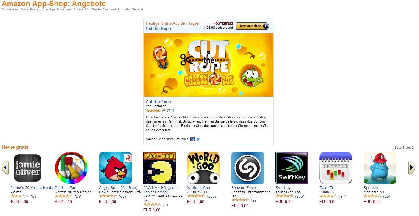 amazon app store special heute 11 top apps kostenlos abstauben. Black Bedroom Furniture Sets. Home Design Ideas