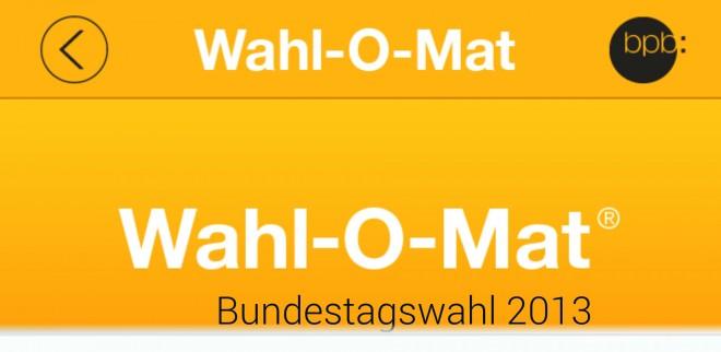 Wahl O.Mat