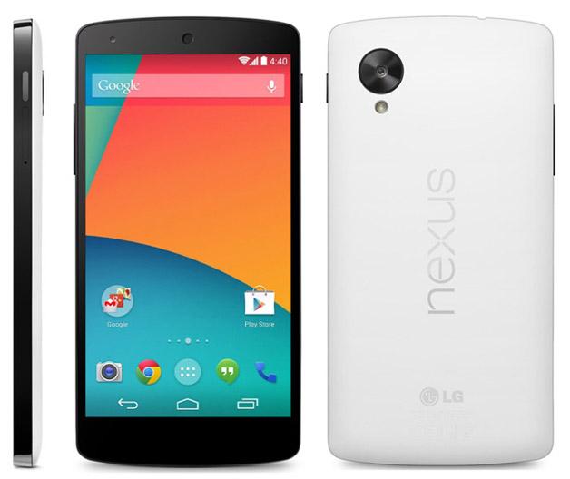 Nexus 5: Google und LG machen erstes Smartphone mit ...