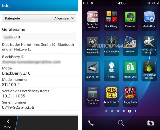 app auf android installieren