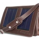 Sunnybag bringt Tasche mit Solarladestation für Smartphones
