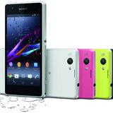 Sony Xperia Z1 Compact: Handliches Highend-Smartphone mit 20 MP-Kamera vorgestellt