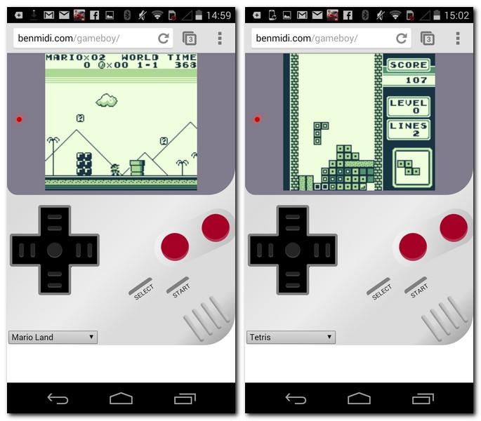 wie du dein smartphone in einen game boy verwandelst. Black Bedroom Furniture Sets. Home Design Ideas
