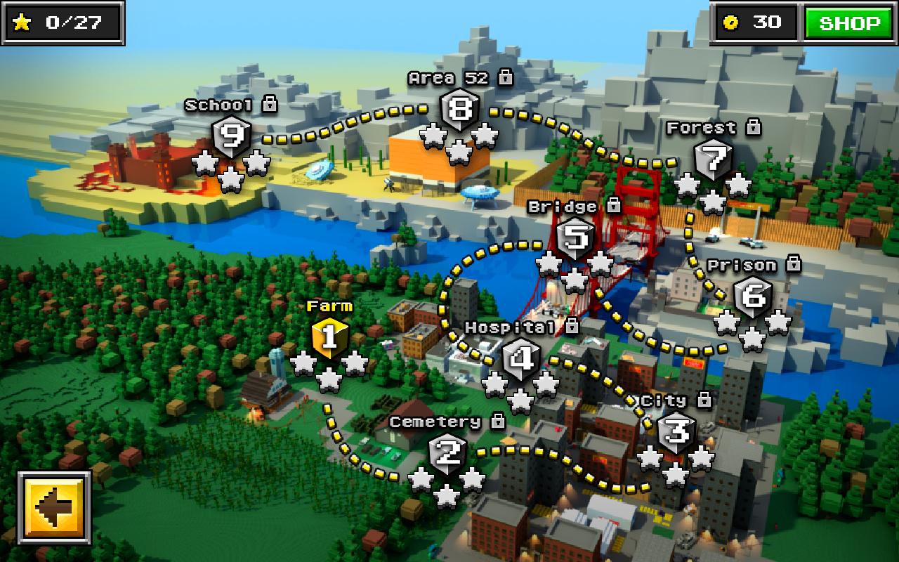 Pixel Gun 3D - Androidmag.de