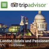 Tripadvisor ist die beliebteste Reise-App