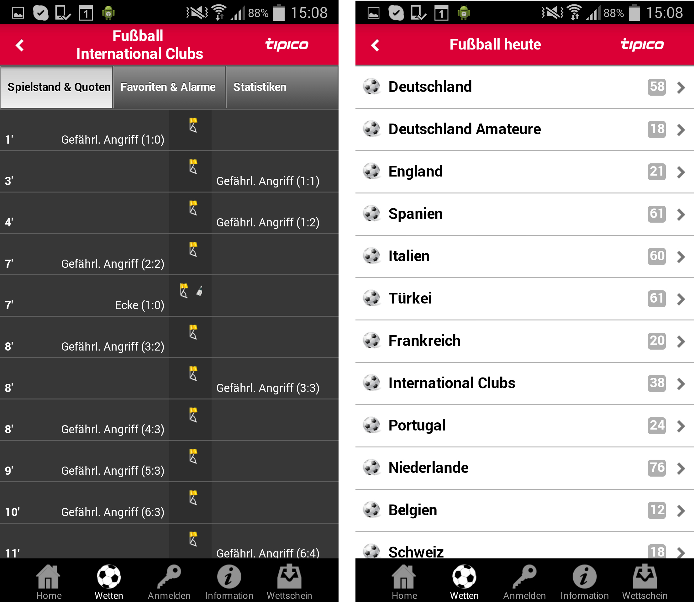 fussball quoten app