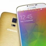 Samsung Galaxy F: Neuer Leak zeigt Gold-Variante des Premium-Galaxys