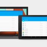 Google sieht im Material Design-Look genial aus