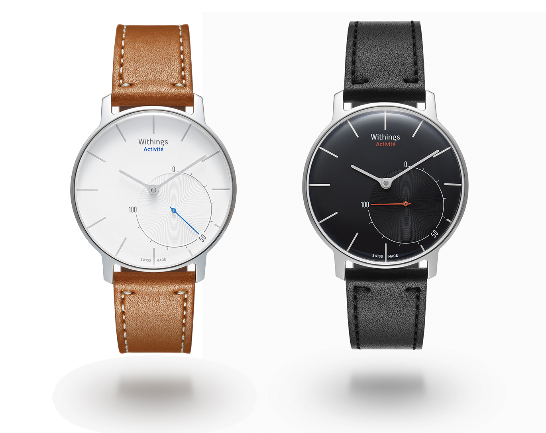 withings stellt smartwatch vor die wie eine normale uhr. Black Bedroom Furniture Sets. Home Design Ideas
