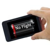 Neueste Bestimmungen der US-Transportsicherheitsbehörde: Kein Akku – kein Flug