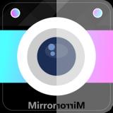 Mirror Grid-reflection photos