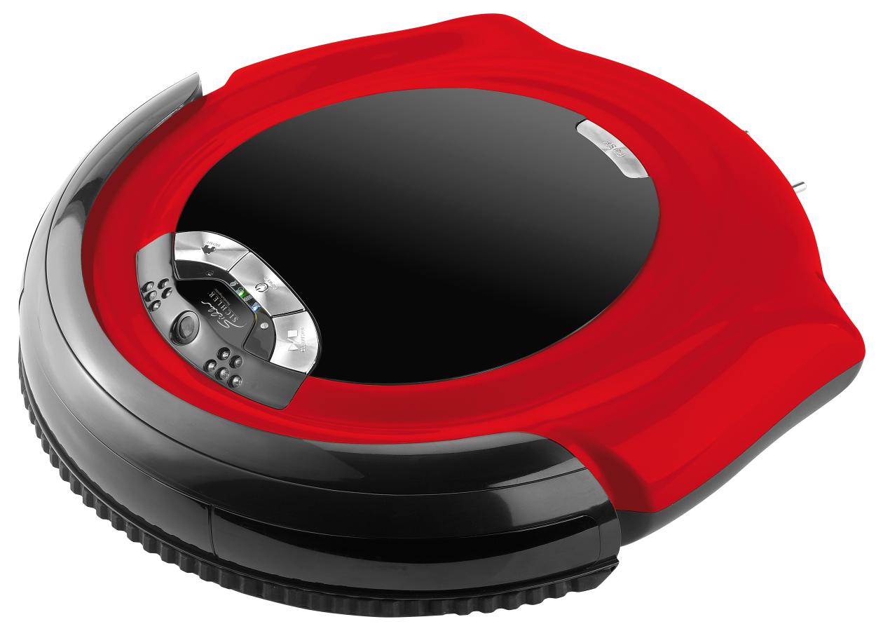 staubsauger roboter mit berwachungskamera und steuerung per smartphone. Black Bedroom Furniture Sets. Home Design Ideas
