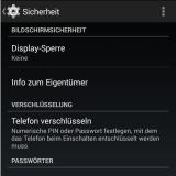 Automatische Verschlüsselung aller deiner Daten – nicht erst bei Android L