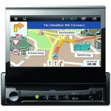 Android im Auto: NavGear StreetMate 1-DIN-Autoradio