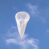 Google-Ballons über Australien