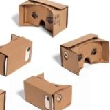 Google entwickelt neue Cardboard-Brille und Android VR