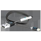 SONICable: Dieses USB-Kabel lädt dein Smartphone doppelt so schnell
