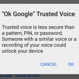 """Android Smartlock: """"Vertrauenswürdige Stimme"""" wird eine neue Sicherheitsoption"""