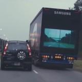Keine Zauberei: Samsung lässt Lastwagen durchsichtig werden – um die Verkehrssicherheit zu erhöhen
