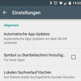 Tipp: Keine unnötigen App-Verknüpfungen mehr am Homescreen