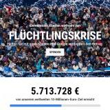 Hilfe für die Flüchtlinge: Google sammelt Spenden und SAP entwickelt eine Flüchtlings-App