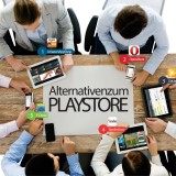 Guide: Alternativen zum Play Store