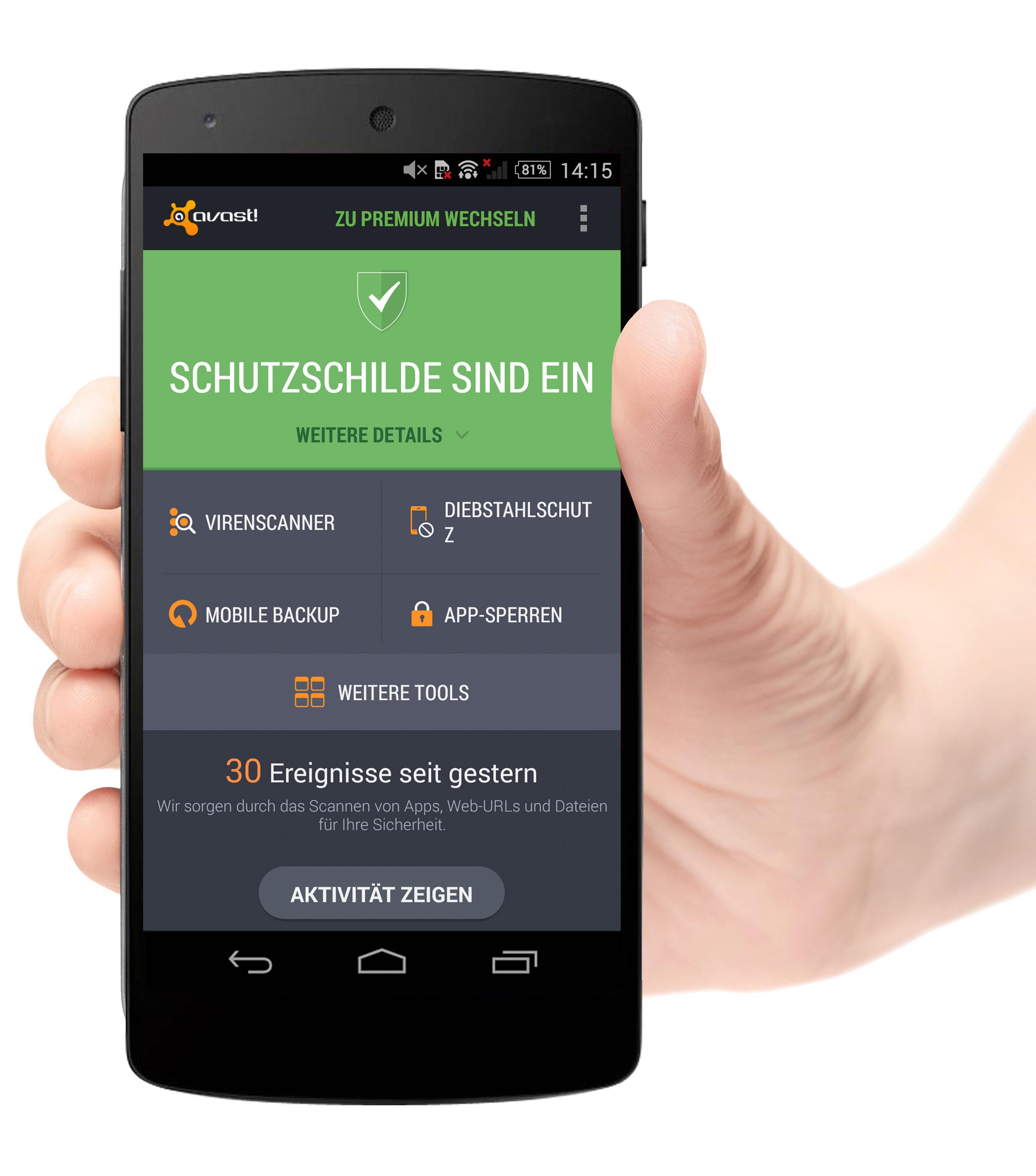 topliste smartphones
