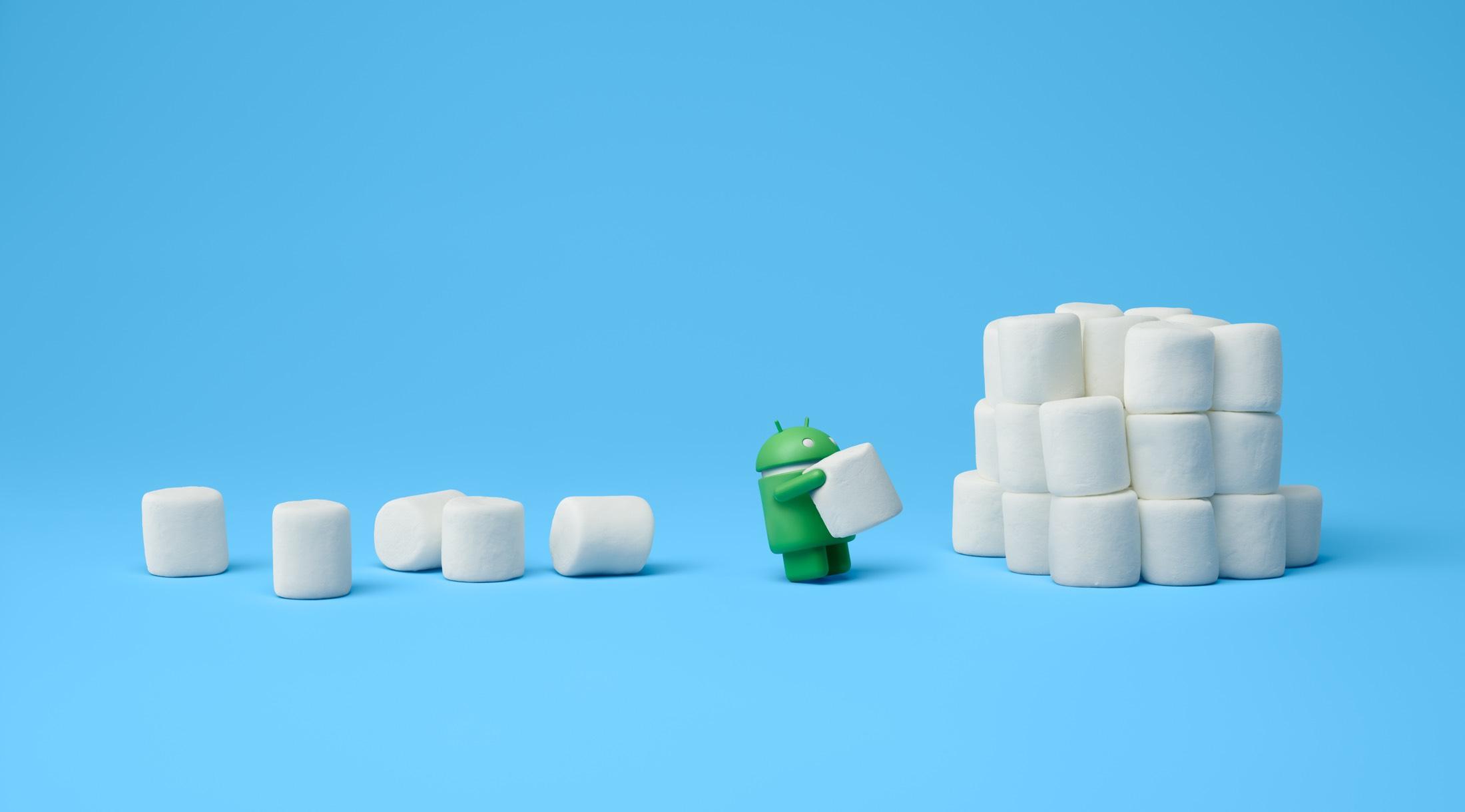 Android 6.0 Marshmallow: Samsung, HTC und Sony rollen Android-Updates aus