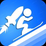App-Review: Rocket Ski Racing