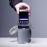 Besser als erlaubt: Galaxy S7 Edge überlebt 16-stündiges Vollbad