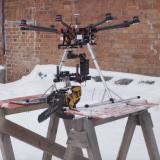 Killerdrone: Bastler schnallen Kettensäge an Drohne – und lassen das Monstrum fliegen