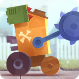 App-Review: Backyard Battles