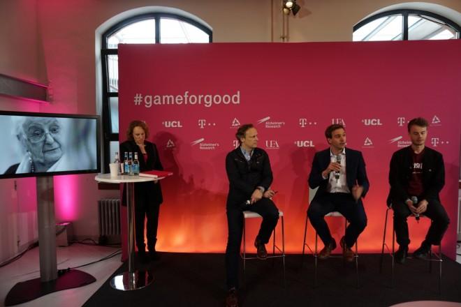 Deutsche Telekom: Spielen für die Demenzforschung