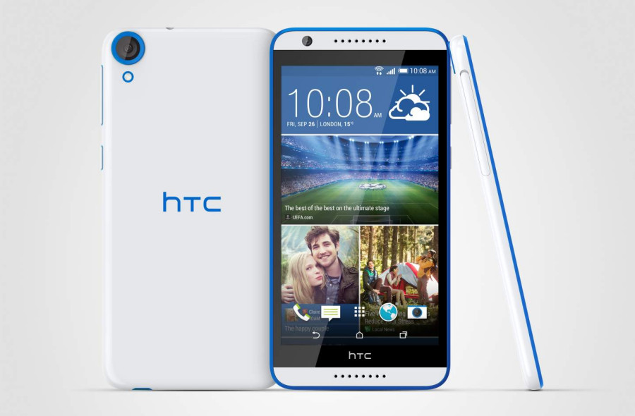 htc desire 820 latest android version turned down