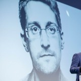 Edward Snowden fordert Grundrecht auf Privatsphäre