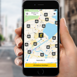 Auch mit mytaxi kann man nun Taxis über WhatsApp bestellen
