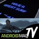 Video: Auf hoher See immer erreichbar – Samsung entwickelt smartes Surfboard!