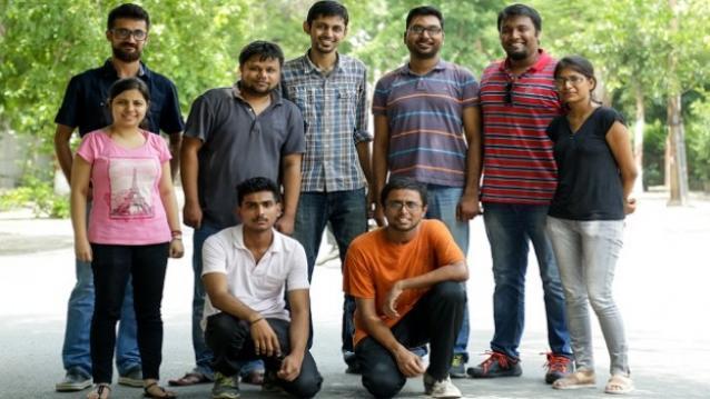 Das Team von Siftr. Foto: Siftr